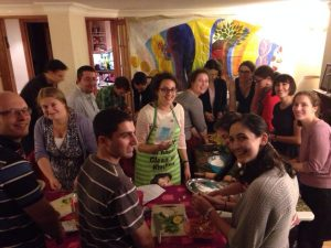 Mystery Cooking for young professionals at Moishe House London, 8th Dec @ Moishe House London, Willesden Green (full address provided upon booking)