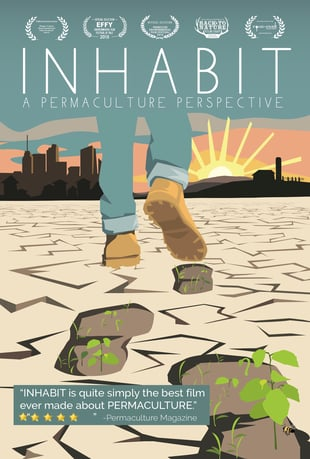 JVS Film Club: 'Inhabit: A Permaculture Perspective' + meet Sadeh - new UK Jewish Farm @ Willesden Green