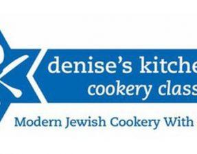 JVS image - Denise Phillips' Jewish Cookery logo