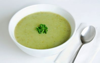 JVS image - Leek and Potato Soup