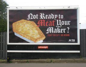 JVS image - PETA billboard