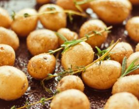 JVS image - Roast Potatoes with Rosemary
