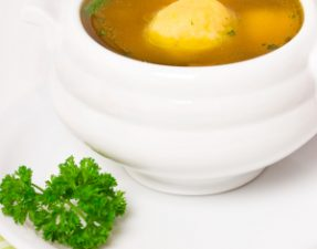 JVS image - Vegetarian 'Chicken' Soup