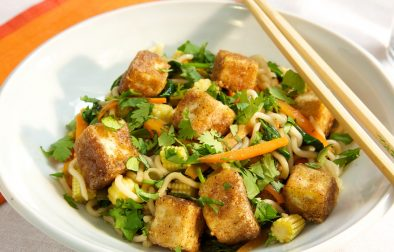 Five Spice Tofu Stir-Fry