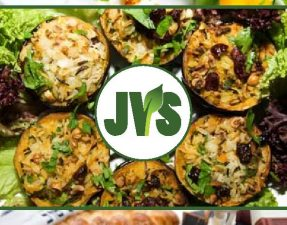 JVS Leaflet - front cover