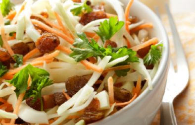 Carrot and Cabbage Salad