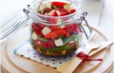 strawberry jar