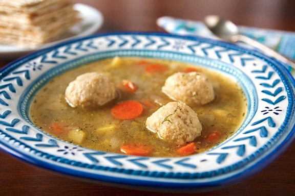 Pesach soup