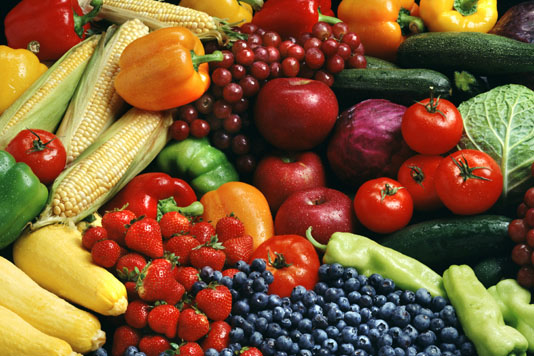 British families 'buying less meat and turning to fruit and veg ...