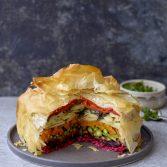 Rainbow Pie 1