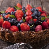 Berry and Almond Tart 1b