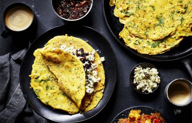 Spiced_Crepes_Coconut_Chutney