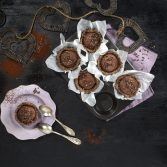 IMG_7204 chocolate&coconut tarts