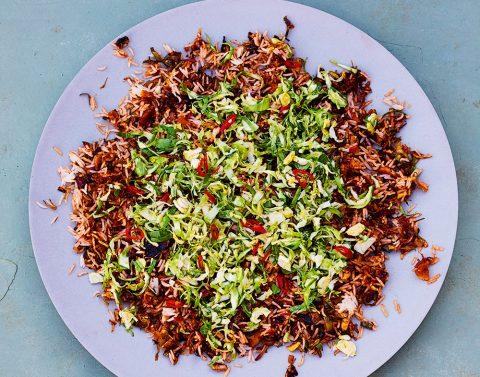Sprout Nasi Goreng (c) David Loftus