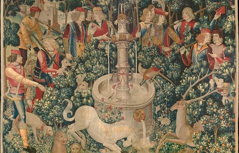 615px-The_Hunt_of_the_Unicorn_Tapestry_1