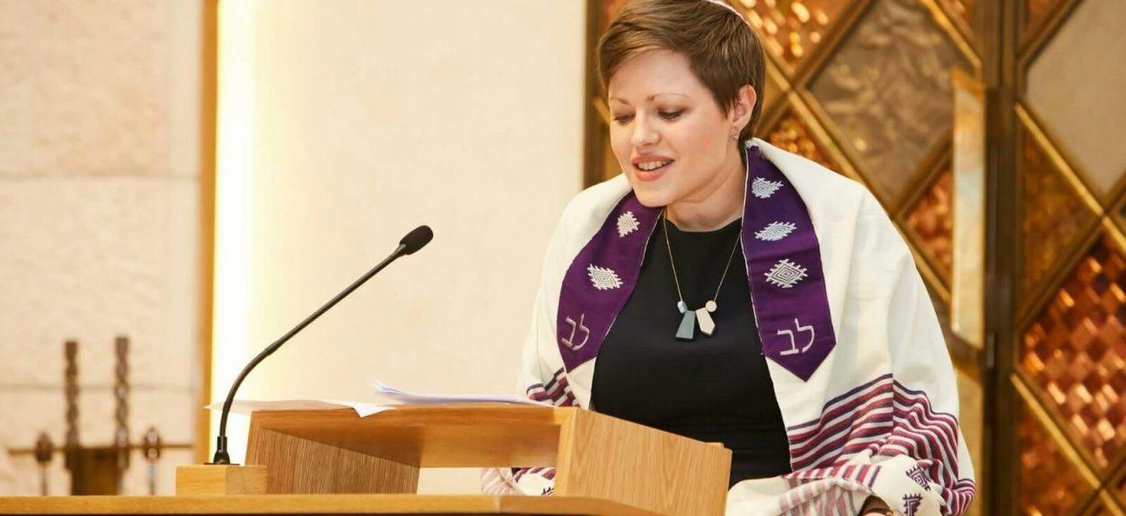 Rabbi Robyn Ashworth-Steen