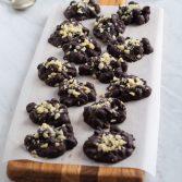 Chocolate Hazelnut Clusters