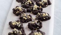 Chocolate Hazelnut Clusters