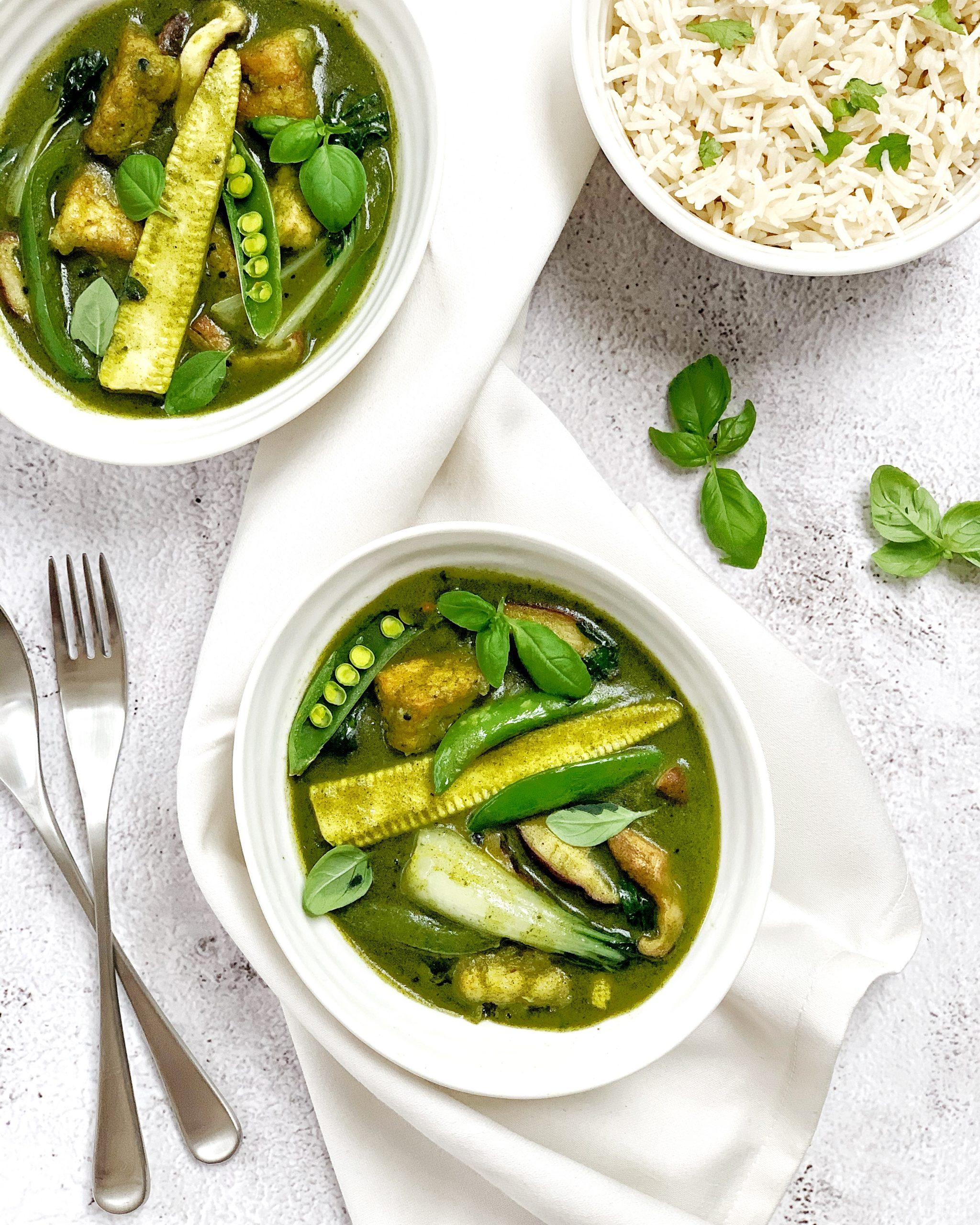 Thai Green Curry1