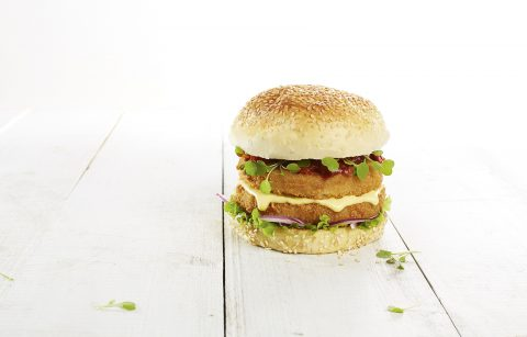 Fry Family Chicken-Style Burgers